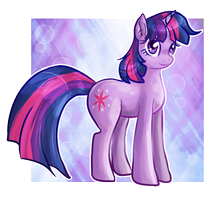Twilight Sparkle by Aniritak