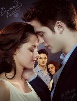 Edward and Bella by DashaTwilight