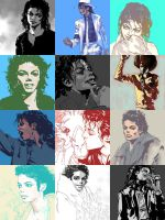 RIP Michael Jackson by rogner5th