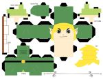 windwaker link cubee template by jcbishop
