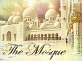 The Mosque by MixMyPhotoshop