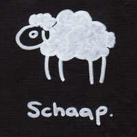Schaap by KROWEH