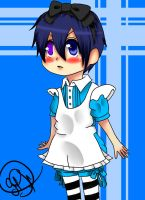 Chibi: Ciel in Wonderland by MoonofTheGothicJinks