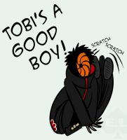 Tobi's a Good Boy by bassooniac