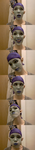 Daughter of Space-makeup test part 4 by Emmi-Kat