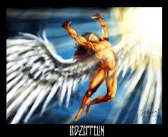Led Zeppelin: Icarus by CelticBotan