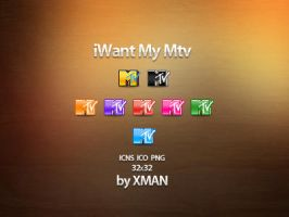 iWant My Mtv by neo014