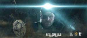 Metal Gear Solid: Ground Zeroes (Banner) by marblegallery7