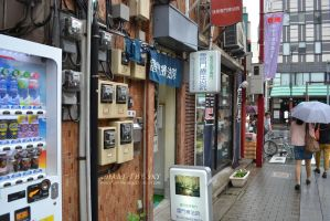 A Day In The Life At Asakusa by chart-the-sky