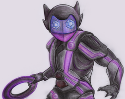 Tron Sableye by exce55ive