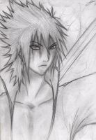 SASUKE UCHIHA by Stray-Ink92