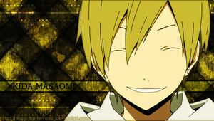 PSP WP - Kida Masaomi by hiiragi-the-tempest