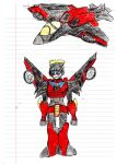 transformers animated windblade by V1S0R103