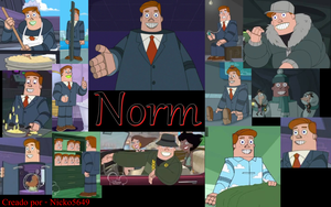 .:Norm:. by nicko5649