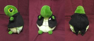 Turtle Tux by LuxeLibrarian