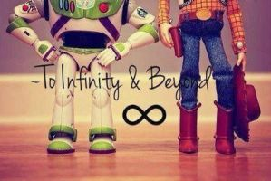 Till infinity by Samanthadimples