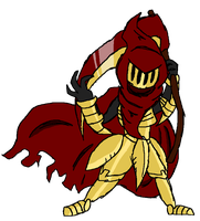 Specter Knight by kamxo