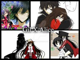 Gil X Alice 2 by dianae184