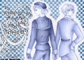 APH - Norway and Iceland by Demon-Lionka