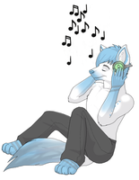 PC - Music In Me by sirrowdi