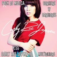 Pack de Musica: CD Kiss - Carly Rae Jepsen by MeeL-Swagger
