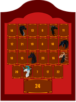 Adventskalender by moonas