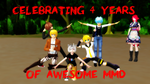 Shota Squad - 4 Years Of Mmd by MadNimrod