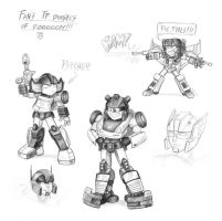 +Transformers doooodles+ by Fan-the-little-demon