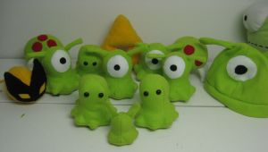 Adorable Army of Doom II by Voldenae