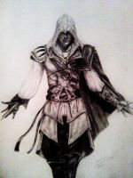 Ezio by Noosha77