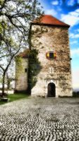 Podsreda castle by Straxer