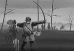 Warbow Archers by Xamlllew
