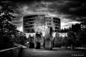 Wake of the Building by UrbanRural-Photo