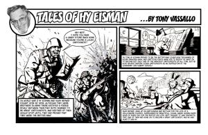 Tales of Hy Eisman 1 by VASS-comics