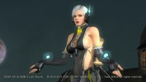 DEAD OR ALIVE 5 Last Round Christie76 by aponyan