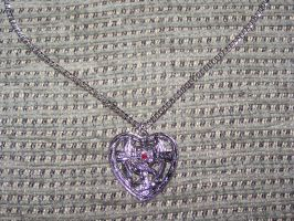 Dragon Heart Necklace 2 by seiyastock
