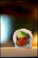 Tuna roll by sushietc