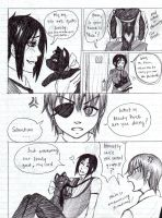 Black Butler page 3 (sketch ver.) by NinjaRosa