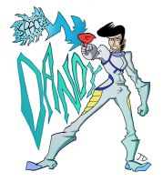 Space Dandy by TheNoirGuy