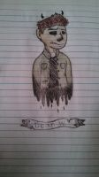 School doodles| Dean by Serenity-epic