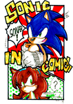 _/\.:Sonic in Comics:./\_ PAGE 2 (Title) by sonicmaurice