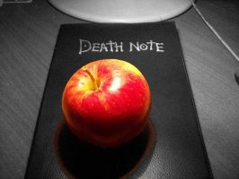 Death note? by Gatosmuertas