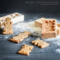speculoos - spicy, gingerbread cookies by Pokakulka
