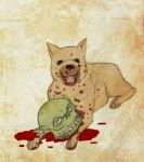 Dragon Age: Happy Mabari by sqbr