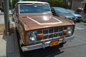 1972 Ford Bronco Ranger V by Brooklyn47