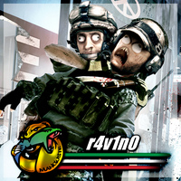BF3 knifing BF2! Me gusta (Avatar Style) by cris1879