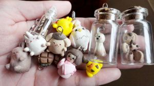 Charm Collection by keiZap