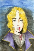Comission: Lestat by Chopstickgal
