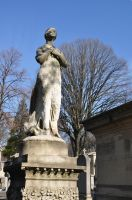 Pere Lachaise Cemetery 3 by Aar-n113