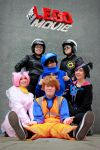 The Lego Movie by Cubie-Panda